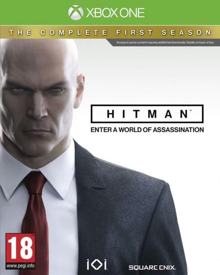 XBOXONE Hitman The Complete First Season (027205)
