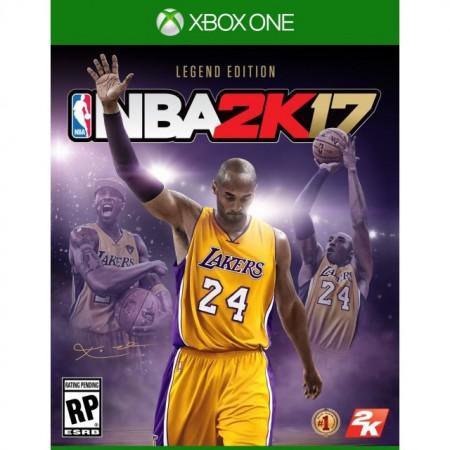 XBOXONE NBA 2K17 (026211)