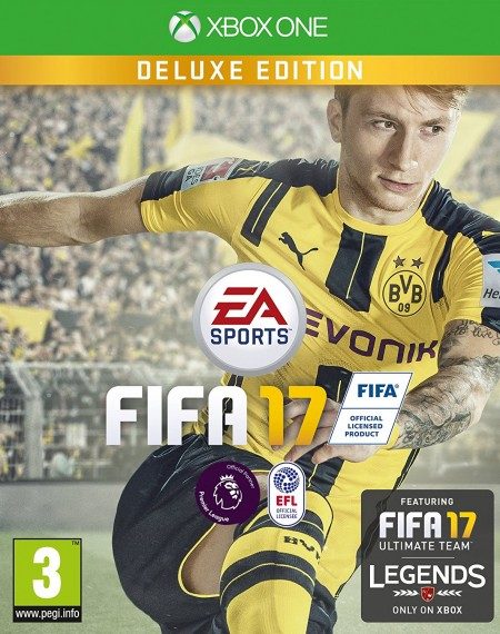 XBOXONE FIFA 17 Deluxe (026346)