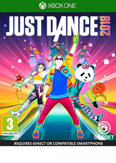 XBOXONE Just Dance 2018 (028651)