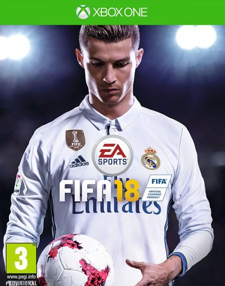 XBOXONE FIFA 18 (028393)