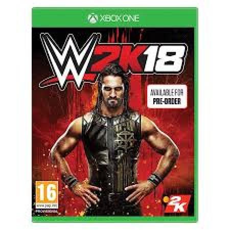 XBOXONE WWE 2K18 Standard Edition (028542)