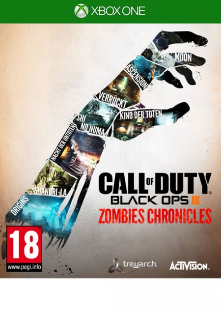 XBOXONE Call of Duty: Black Ops 3 Zombies Chronicles (028637)