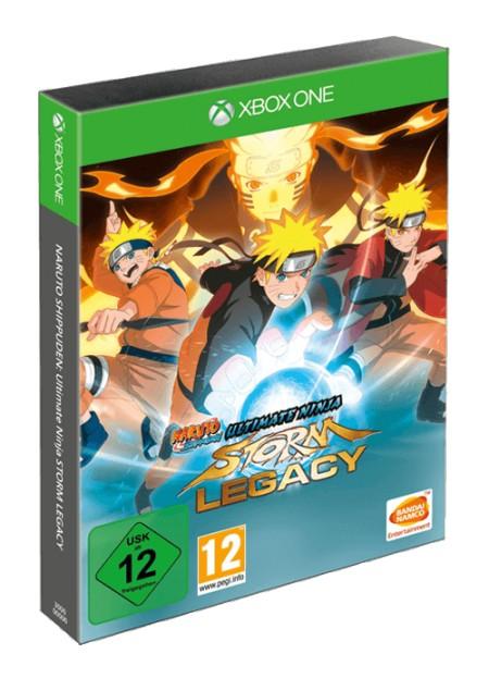 XBOXONE Naruto Shippuden Ultimate Ninja Storm Legacy  (028676)