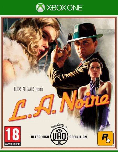 XBOXONE LA Noire (029097)