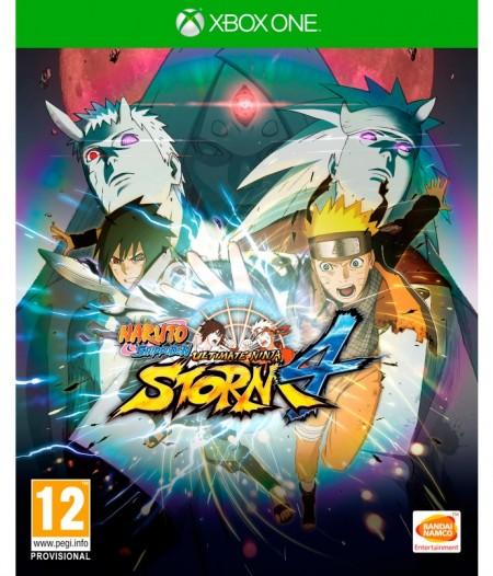 XBOXONE Naruto Shippuden: Ultimate Ninja Storm 4 (025050)