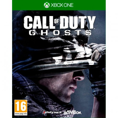 XBOXONE Call of Duty Ghosts (018759)