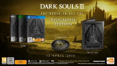 XBOXONE Dark Souls 3 Apocalypse Edition (025310)