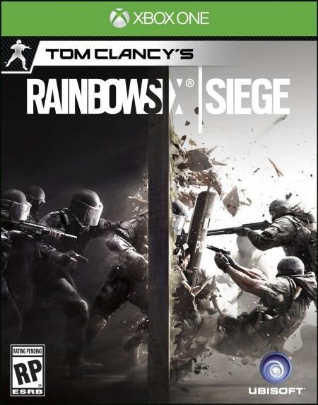 XBOXONE Tom Clancy's Rainbow Six Siege (023628)