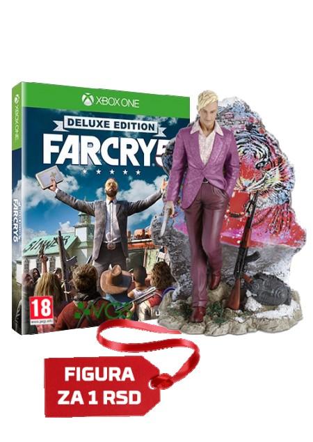 XBOXONE Far Cry 5 Deluxe Edition (028339)