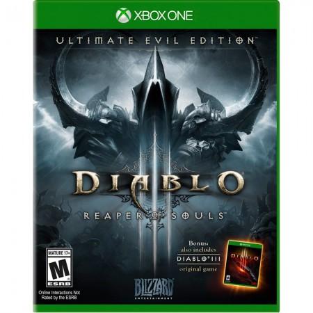 XBOXONE Diablo 3 Ultimate Evil Edition (D3 + Reaper of Souls) (020445)