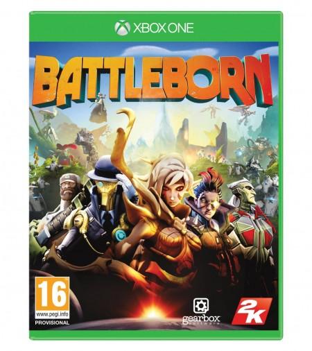 XBOXONE Battleborn (023619)