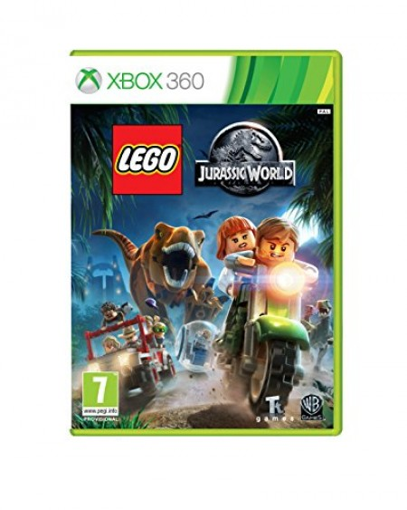 XBOX360 Lego Jurassic World (029952)