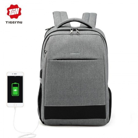 Ranac za laptop T-B3516 15.6 Gray (029797)