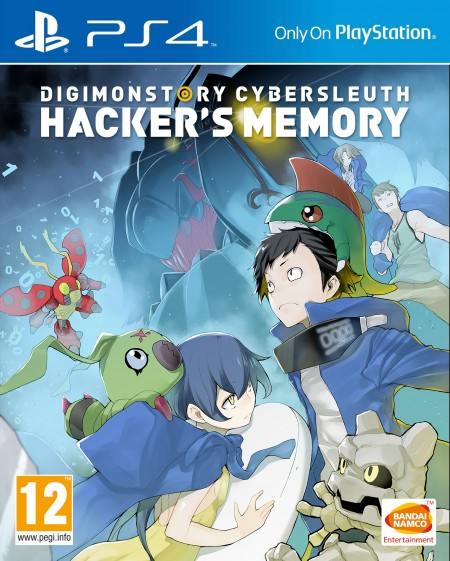 PS4 Digimon Story: Cyber Sleuth - Hacker's Memory (029412)