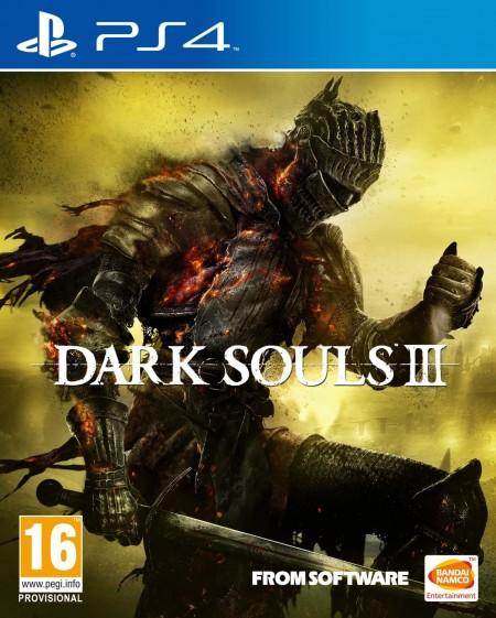 PS4 Dark Souls 3 (025047)