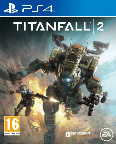 PS4 Titanfall 2 (026509)