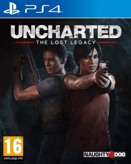 PS4 Uncharted: The Lost Legacy (028926)