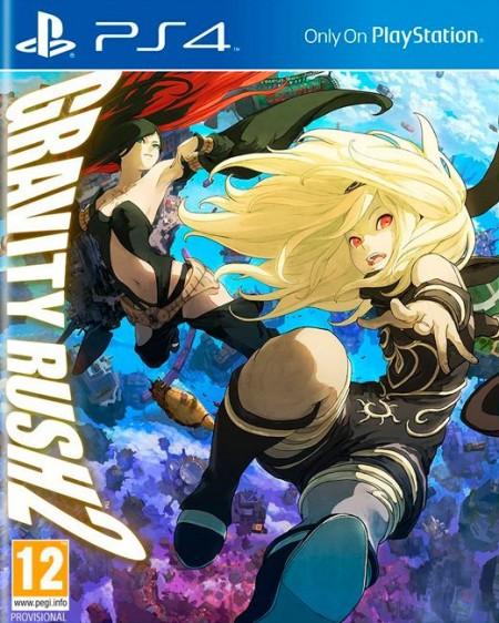PS4 Gravity Rush 2 (027509)