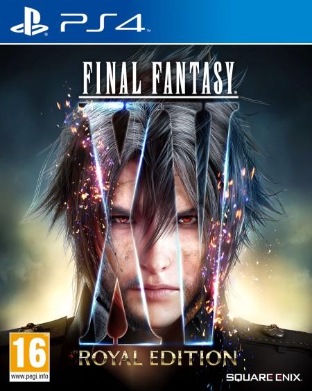PS4 Final Fantasy XV Royal Edition (029749)