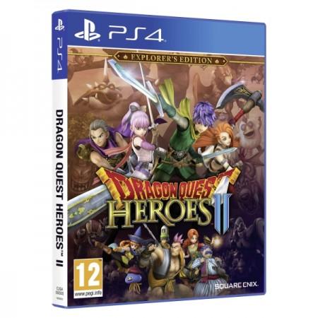 PS4 Dragon Quest Heroes 2 Explorers Edition (027791)