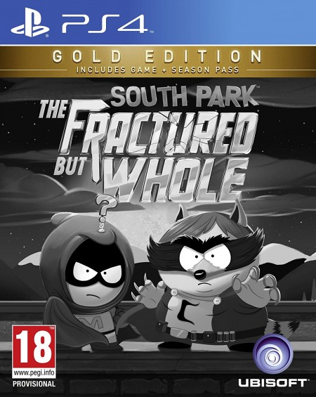 PS4 South Park The Fractured But Whole Gold Edition (027437)