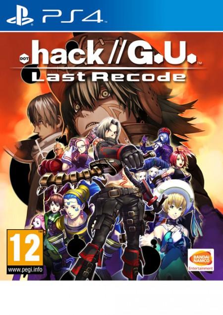 PS4 .Hack Gu (028677)