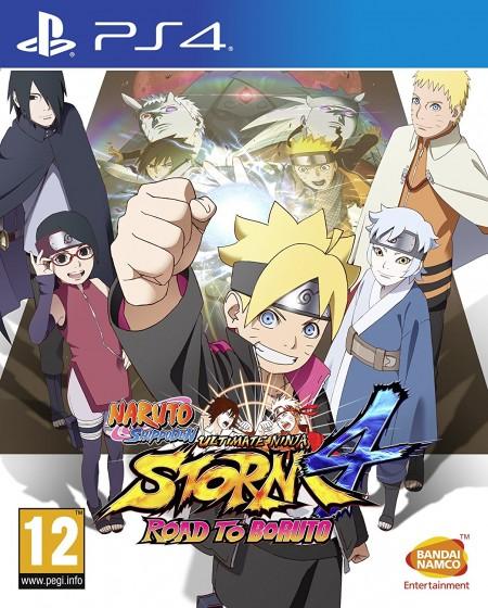 PS4 Naruto Shippuden Ultimate Ninja Storm 4: Road To Boruto (027451)