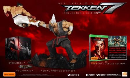 XBOXONE Tekken 7 Collector's Edition (027627)