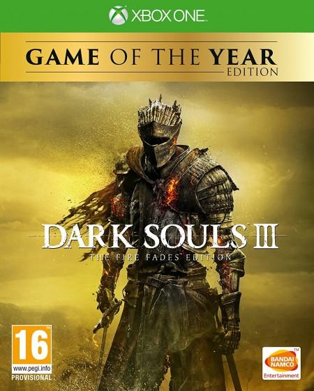 XBOXONE Dark Souls 3 GOTY - The Fire Fades Edition (027641)