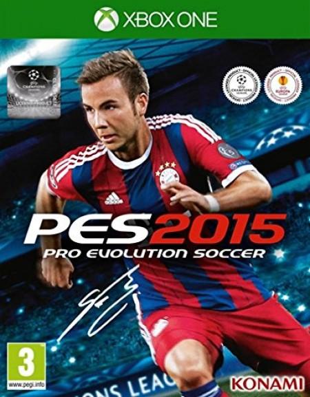 XBOXONE Pro Evolution Soccer 2015 (021047)
