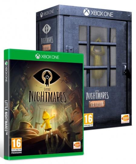 XBOXONE Little Nightmares The Six Edition (027557)