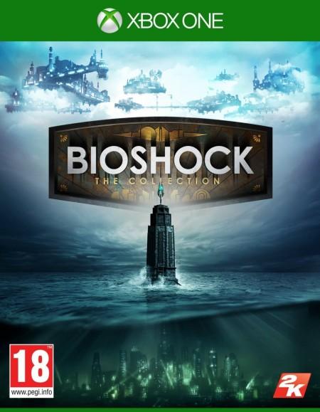 XBOXONE Bioshock The Collection (026619)