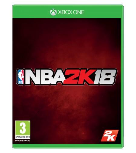XBOXONE NBA 2K18 (028229)