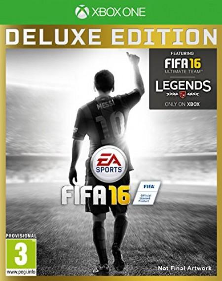 XBOXONE FIFA 16 Deluxe (023744)