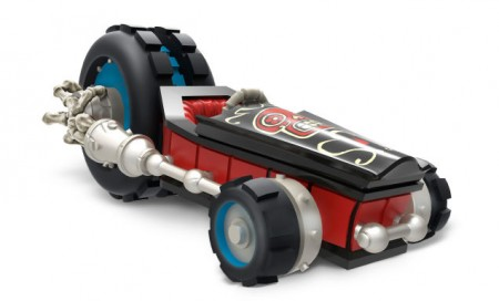 Skylanders SuperChargers Vehicle Crypt Crusher (023724)