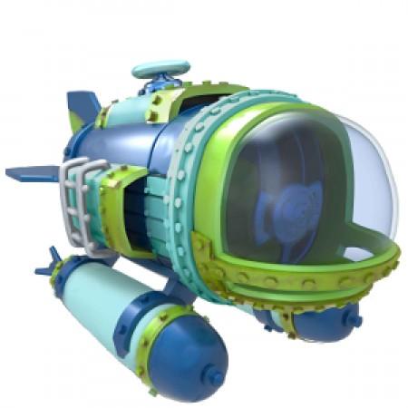 Skylanders SuperChargers Vehicle Dive Bomber (023517)