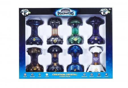 Skylanders Imaginators Crystals 8 Pack (026605)