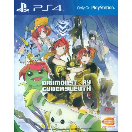 PS4 Digimon Story: Cyber Sleuth (025128)