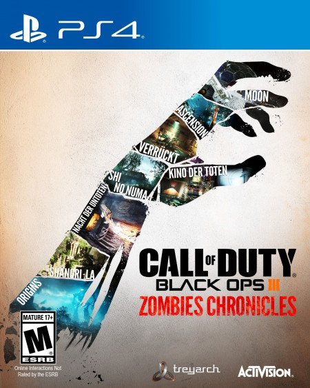 PS4 Call of Duty: Black Ops 3 Zombies Chronicles (028636)