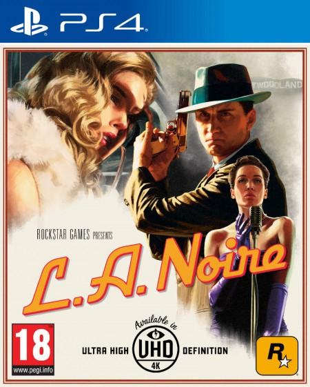 PS4 LA Noire (029096)