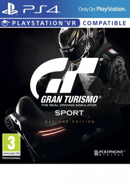 PS4 Gran Turismo Sport Day 1 edition (029178)