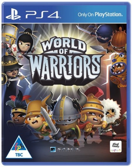 PS4 World of Warriors (030028)