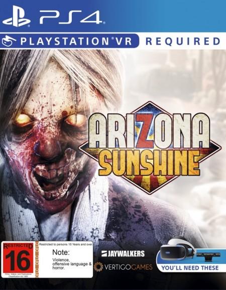 PS4 Arizona Sunshine (030027)