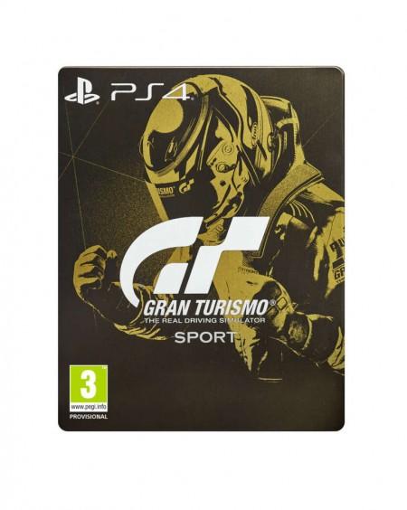 PS4 Gran Turismo Sport Special Edition (029108)
