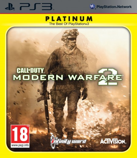PS3 Call of Duty Modern Warfare 2 Platinum (014001)