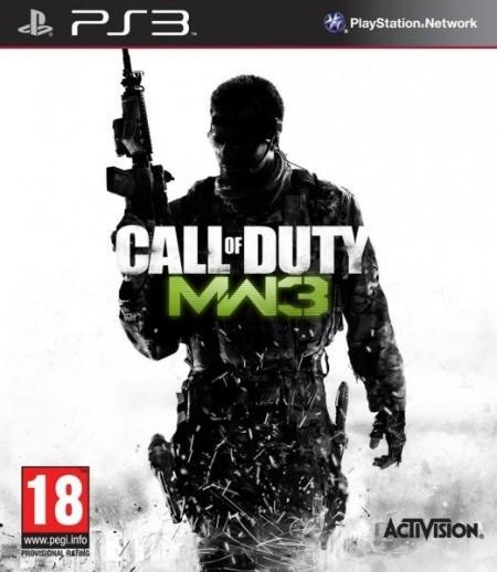 PS3 Call of Duty Modern Warfare 3 (013610)