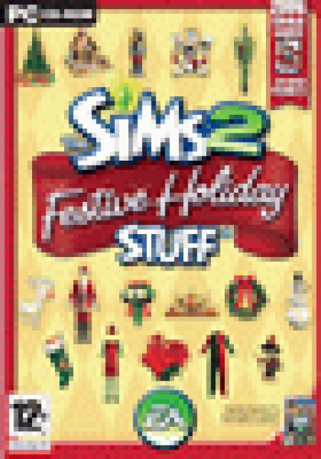 PC The Sims 2 Festive Holiday Stuff (005043)