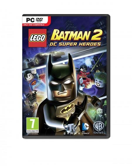 PC Lego Batman 2: DC Super Heroes (017882)