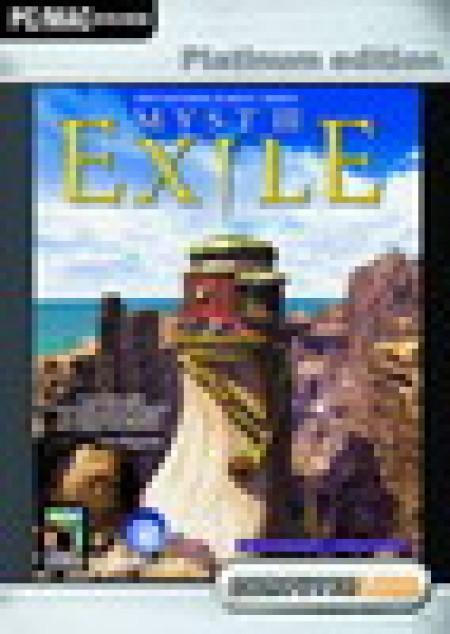 PC Myst 3: Exile (005703)